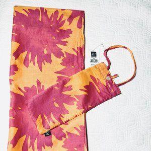 New Gap Floral Print Beach Wrap